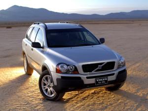 Volvo XC 90 _ 2002 года