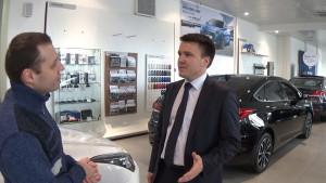 Hyundai i40 (Владислав Зверев и Дмитрий МаГ 2)