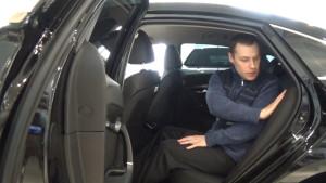 Hyundai i40 (заднее сиденье)