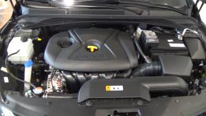 Hyundai i40 (мотор2)