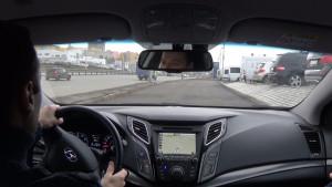 Hyundai i40 (панель приборов 7)