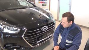 Hyundai i40 (после рестайлинга 2015 г)