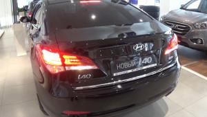 Hyundai i40 (фонари)