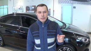Hyundai i40 (2) Дмитрий МаГ