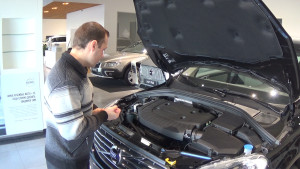 Volvo XC60_мотор