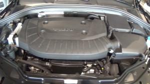 Volvo XC60_мотор_
