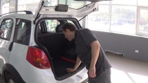 Chery indis_багажник3