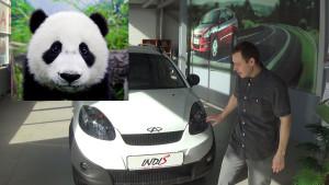 Chery indis_12 панда