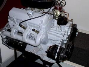 ГАЗ 24 Двигатель V6