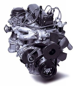 Двигатель ZMZ-402.10