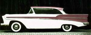 Макеты ГАЗ 24 1959-60х годов