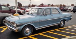 1961-1963 Chevrolet Chevy II (Nova)