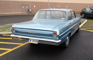 1961-1963 Chevrolet Chevy II (Nova)_