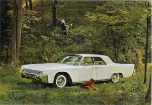 1961 Lincoln Continental_