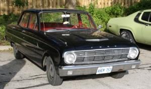 1963-1964г Форд Falcon