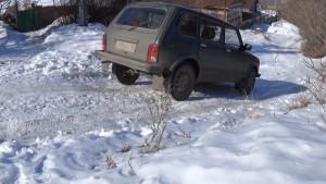 ВАЗ 2131 (2011 г.в.) Lada 4×4