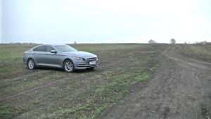 Hyundai Genezis_на природе2