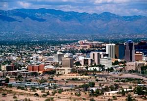 Город Tuscon