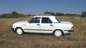 ГАЗ 3110 белая