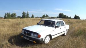 ГАЗ 3110 три четверти