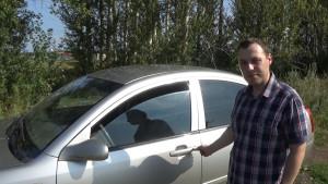 Чери Фора и Дмитрий МаГ с ключом