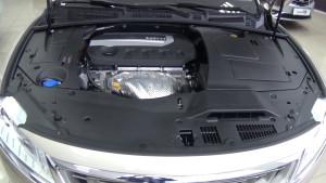 Emgrand GT мотор 2.4