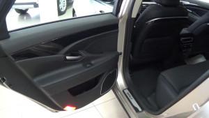 Emgrand GT обивка задней двери
