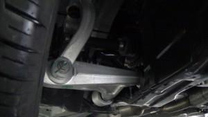 Emgrand GT передняя подвеска
