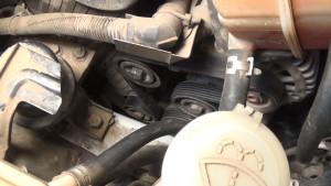 65 Чери Фора ремень навесного оборудования