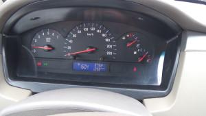 Чери Фора панель приборов 130 тыс км