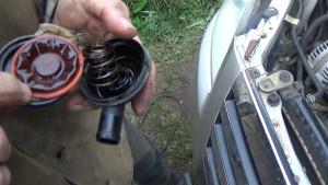 Чери Фора ремонт клапана ЕГР __