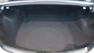 Hyundai Sonata 2017_багажник