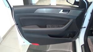 Hyundai Sonata 2017_ обивка передней двери