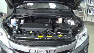Lifan X60 двигатель