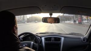 Datsun Mi Do 2017 интерьер