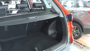 Lifan X70 2018 _ багажник 2