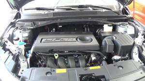 Lifan X70 2018 _ мотор 4