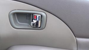 ручка двери внутр пассажирская