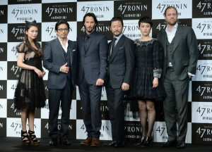 JAPAN-ENTERTAINMENT-FILM-47 RONIN